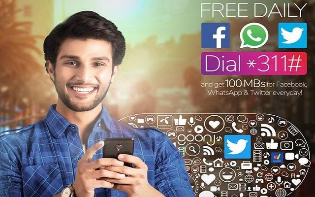 Telenor Social Pack Offer