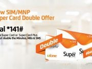 Ufone New SIM Double Offer