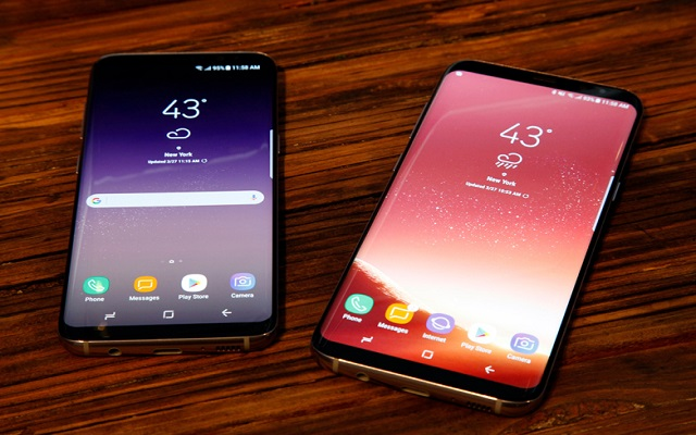 Big Fault: Galaxy S8 & Note 8 Screen Automatically Turns On