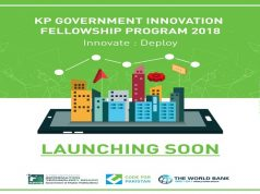 KPITB to Launch 4th Batch of KP Civic Innovation Fellowship