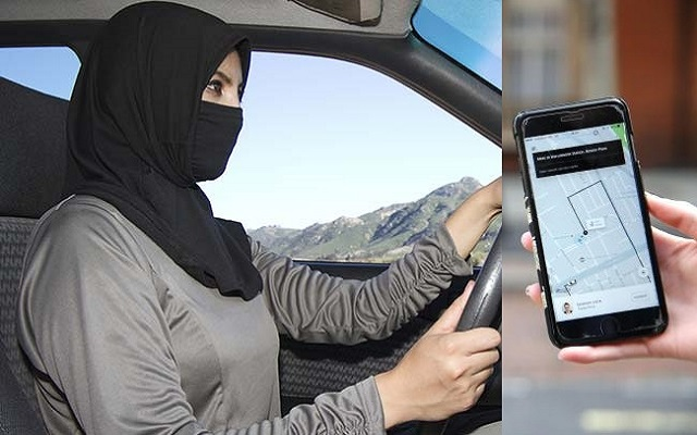 Careem & Uber Hiring Female Drivers in KSA