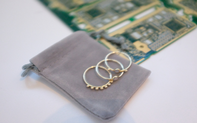 Dell Launches it's Own Jewelry Line