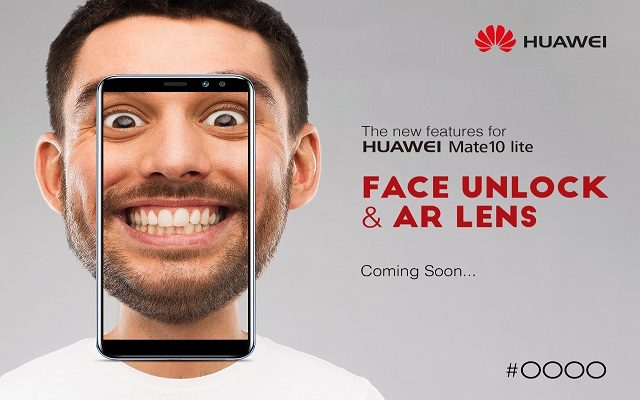 """HUAWEI Announces """"Smile for HUAWEI"""" Campaign for Face Unlock & AR Lens Features"""