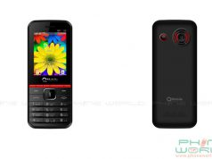 QMobile SP3000 with 4000 mAh Battery in Rs.2999/-