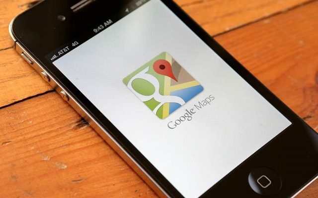 Google Maps Re-Launched in China after Eight Years
