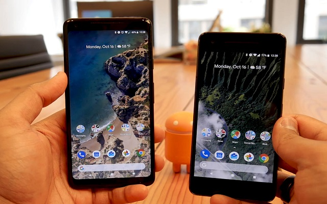 Google looks into Pixel 2 XL bug that affects volume of audio clips