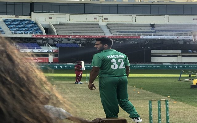 Hasan Ali, Pakistan's Iconic Bowler takes over the Director's Chair for his upcoming Biopic - PhoneWorld