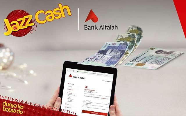 JazzCash and Bank Alfalah Securing Funds Transfer Across Pakistan