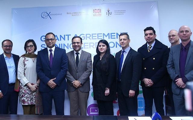 ITU Fintech Center Inks Agreement With Karandaaz Pakistan