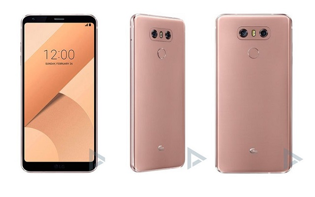 LG G6 in Raspberry Rose Color to be Launched Soon