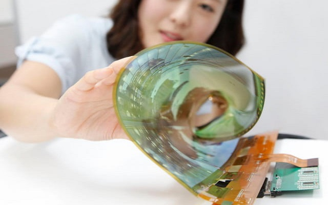 LG Reveals Two Concepts for Foldable Smartphones