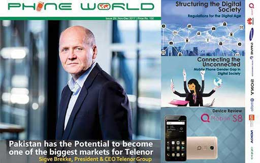 Photo of Nov-Dec, 2017 Issue of PhoneWorld Magazine Now Available