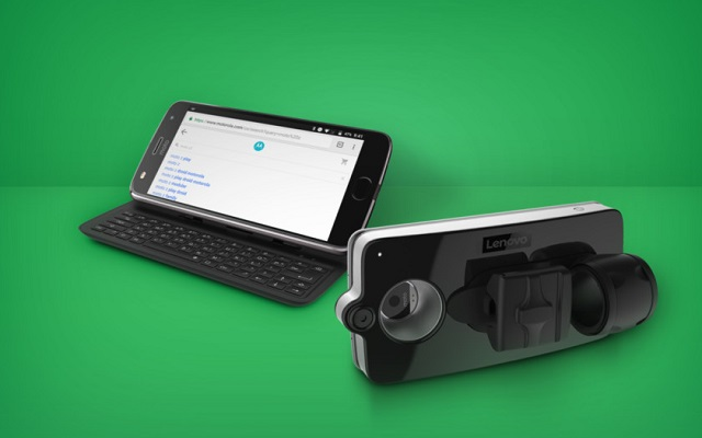 Motorola Unveils New Health and Keyboard Moto Mods at CES 2018