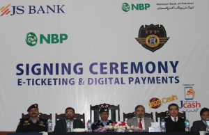 NBP and Islamabad Traffic Police Sign Agreement for e-Challan & Payments