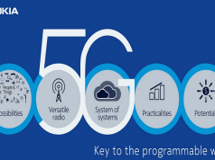Nokia Partners with DoCoMo to supply 5G networks by 2020