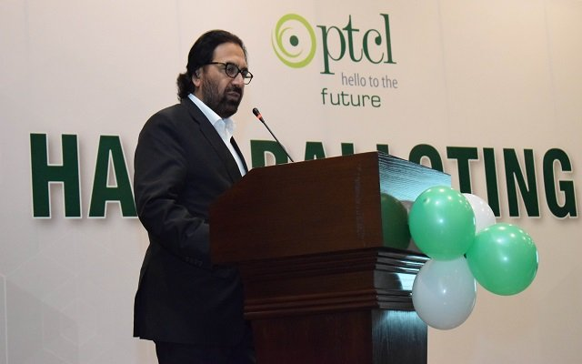 PTCL Holds Hajj Balloting at its Headquarters