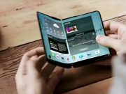 Samsung's 7.3 inch Super Premium Foldable Galaxy X is Delayed till December 2018