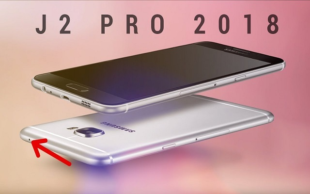 Samsung Galaxy J2 Pro (2018) silently introduced with entry-level specs