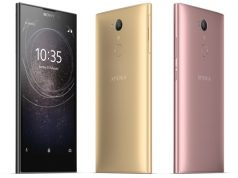 Sony Launches Xperia XA2, XA2 Ultra & L2