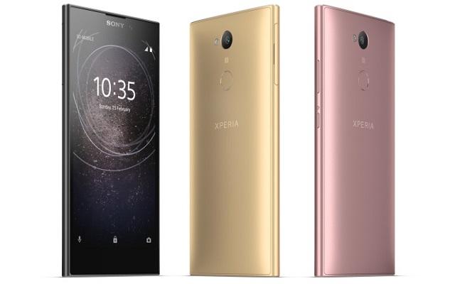 Sony Launches Xperia XA2, XA2 Ultra & L2