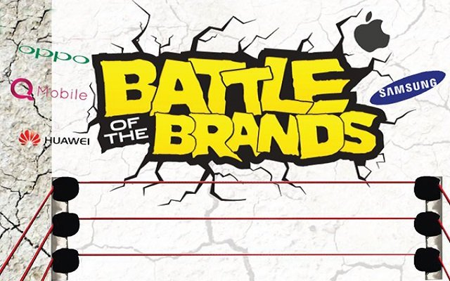 06788cec3204 Battle of the Brands-A Round up of Smartphone Brands in Pakistan ...