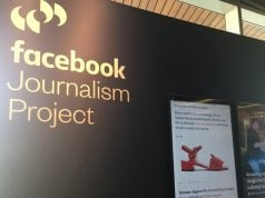 Facebook Donates 1 Million Dollars in Journalism Scholarships