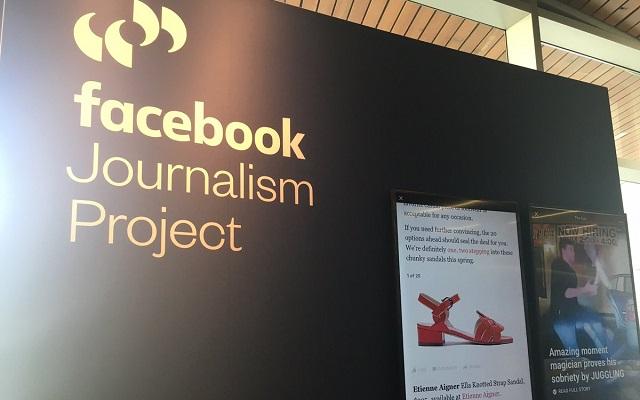 Facebook Donates 1 Million Dollars in Journalism Scholarships