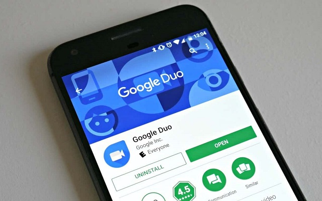 Google Duo spotted working on Android phones without app installed