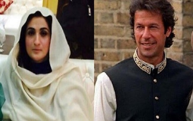 PTI chief Imran Khan ushers in new year with third marriage