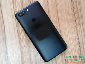 one plus 5t back body
