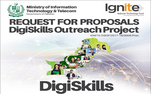 Ignite Invites RFP to Provide Outreach Services for DigiSkills Training Program
