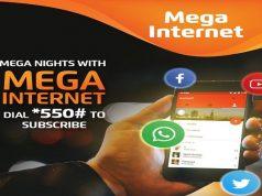 Enjoy Mega Nights With Ufone Mega Internet
