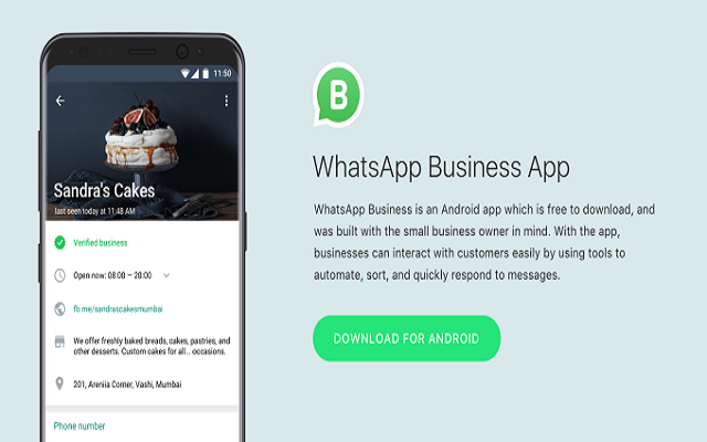 WhatsApp Launches Business App in Selected Markets