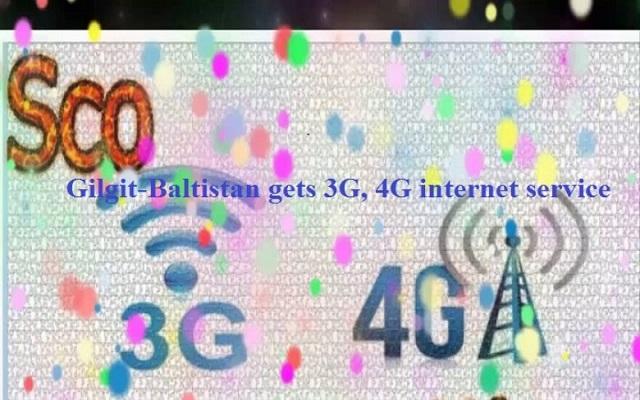 Fast 3G/4G Internet Service Reaches Gilgit-Baltistan