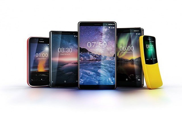 Here is the List of Five New Nokia Phones Launched at MWC18