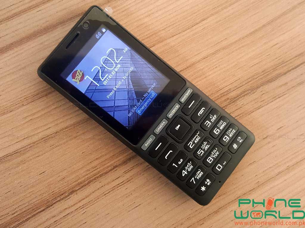 Jazz Digit 1 Review - 4G Feature Phone - PhoneWorld