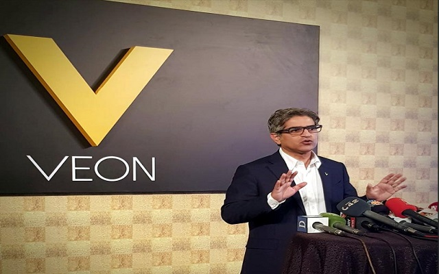 CEO Jazz, Aamir Ibrahim Appointed Head of Emerging Markets for VEON Group