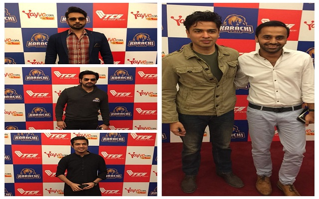 Yayvo.com & Karachi Kings Merchandise Partnership for PSL 3