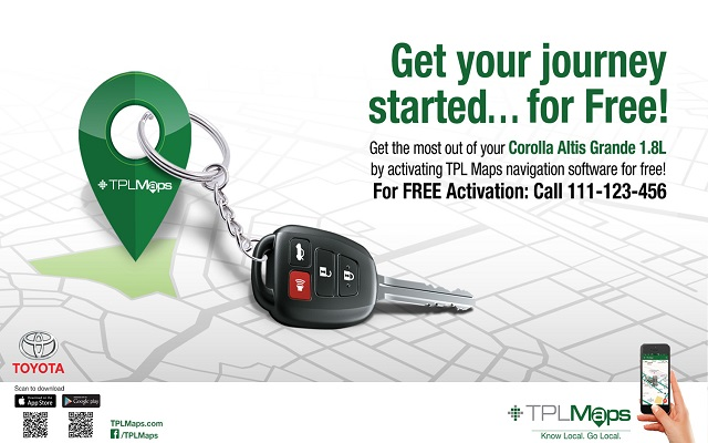 Start Your Journey in Style for Free with TPL Maps