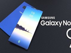 Galaxy Note 9 will not Feature In-Display Finger Print Scanner