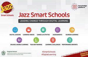 Jazz Smart School Program