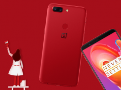 OnePlus Releases OnePlus 5T Red Valentine's Day Edition