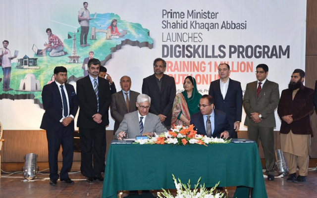PTCL Partners with Virtual University for Ignite's DigiSkills Initiative