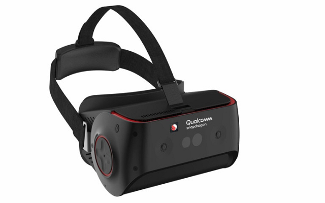 Qualcomm Announces new Snapdragon 845 VR Reference Headset