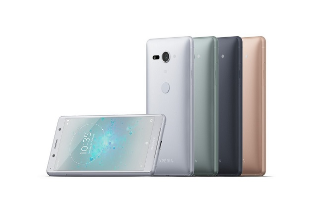 Sony Xperia XZ2 and XZ2 Compact Smartphones Launches at MWC