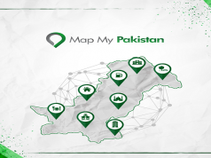 TPL & Pakistanis Mapping Pakistan Together