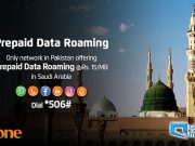 Ufone Offers Data Roaming in Saudi Arabia for Prepaid Customers