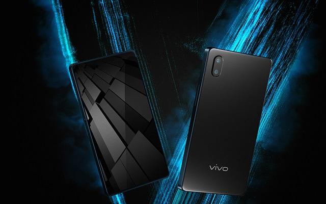 Vivo Reveals APEX™ FullView™ Concept Smartphone