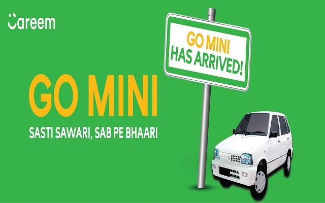Careem Launches GoMini in Islamabad, Lahore, Gujranwala & Multan