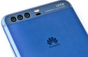 Huawei Invite Confirms Three Main Cameras on P20 and P20 Plus